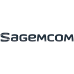 Logo client Sagemcom du site Ogmios Développement